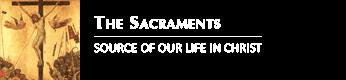 The Sacraments | TM